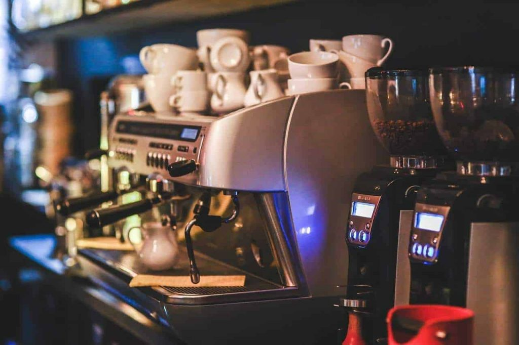 What is IoT technology - Example of Automatic coffee machine