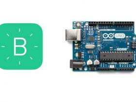 controlling arduino using blynk