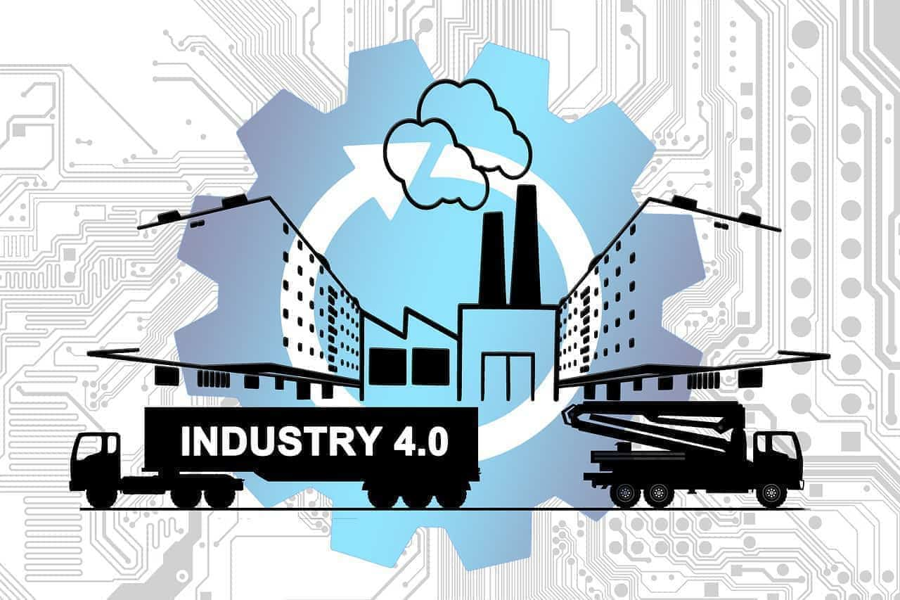 Industry 4.0 -Industry with the Fourth Industrial Revolution