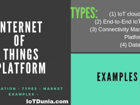 Internet of Things Platform , definations , types , examples and market