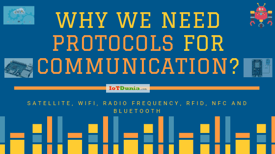 Why We Need Protocols for Communication?
