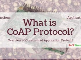 CoAP Protocol Overview of Constrained Application Protocol