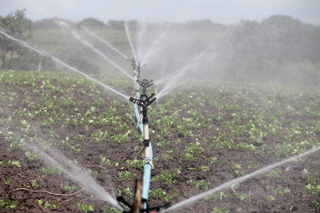 Precision Agriculture Technology Smart Irrigation