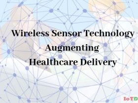 Wireless sensors and Healthcare