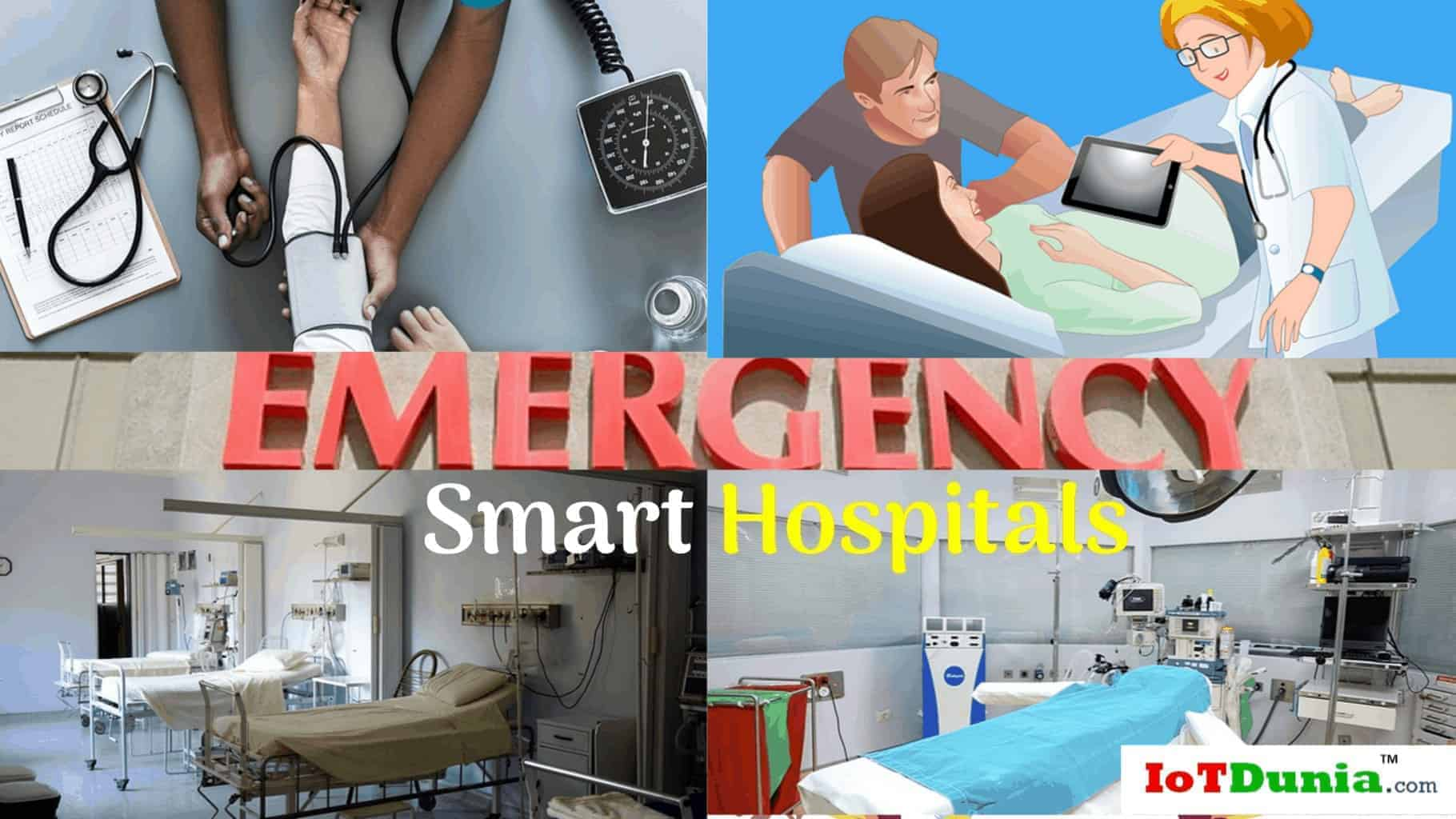 Smart Hospitals: Future of Healthcare Sector