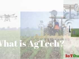 AgTech - Applications of technology in agriculture and Farming
