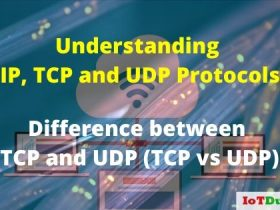 Difference between TCP and UDP